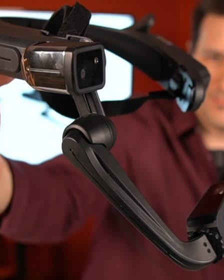 Augmented Reality For Industrial Equipment: Vuzix Blade and Realwear HMT-1